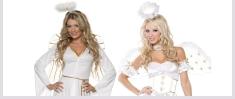 Angel Fancy Dress