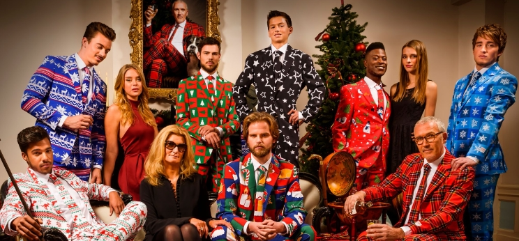 Opposuits Suit Costumes