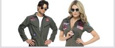 Top Gun Fancy Dress