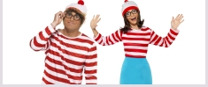 Adults Where's Wally Costumes