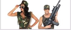 Adult Army Fancy Dress
