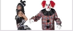 Halloween Circus Costumes