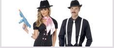 Gangster Fancy Dress