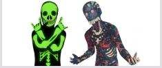 Kids Halloween Morphsuits
