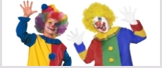 Children's  Clown Costumes