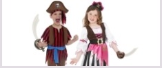 Pirates Fancy Dress