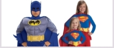 Children's Superhero Costumes