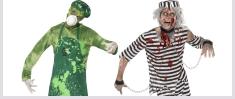 Halloween Psycho Costumes