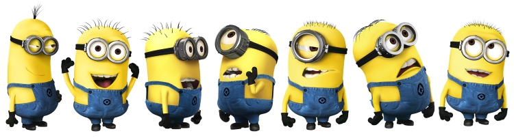 Minions Despicable Me Costumes