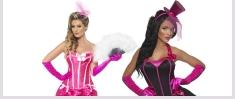 Moulin Rouge Fancy Dress
