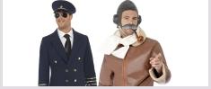 Pilot Fancy Dress Costumes
