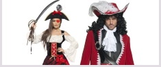 Adult Pirate Costumes