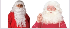 Santa Wigs and Beards