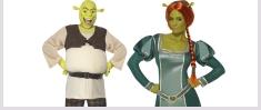 Shrek Fancy Dress Costumes