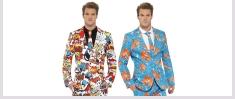 Mens Suit Costumes