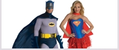 Superheros Fancy Dress