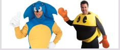 Computer Game Costumes
