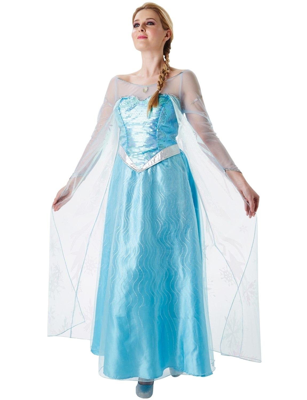 Awesome Adult Elsa Costume