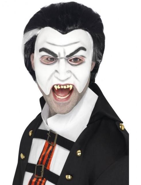Vampire Half Face Mask