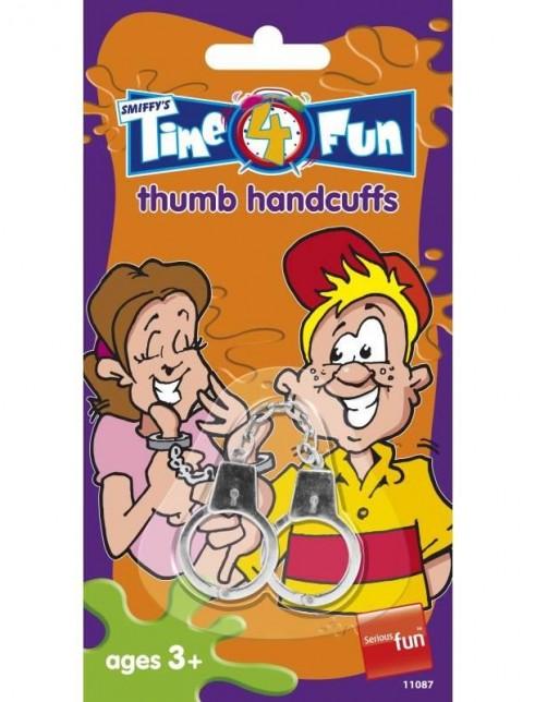 Thumb Handcuffs, Time 4 Fun