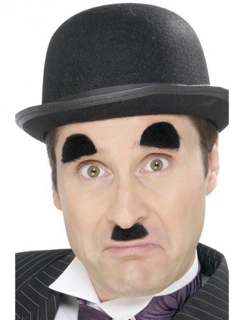 Chaplin Tash and Eyebrows