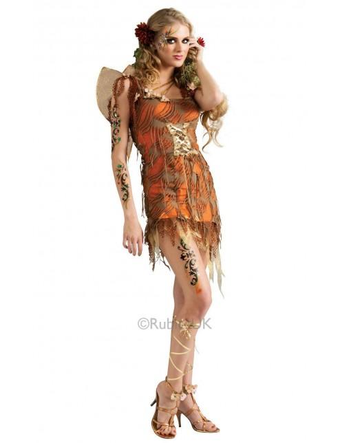 Ladies Harvest Moon Fairy Costume