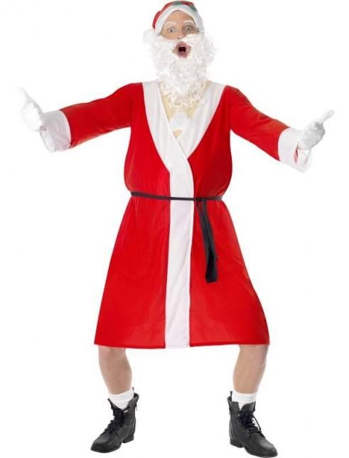 Sleazy Santa Costume