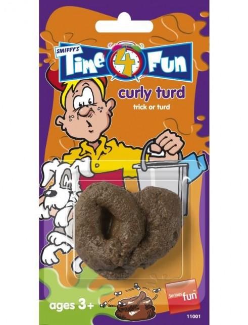 Curly Turd Joke