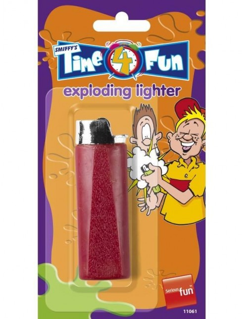 Exploding Lighter, Time 4 Fun