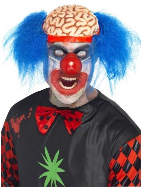 Scalped Clown Wig