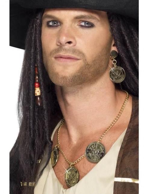 Pirate Jewellery Set