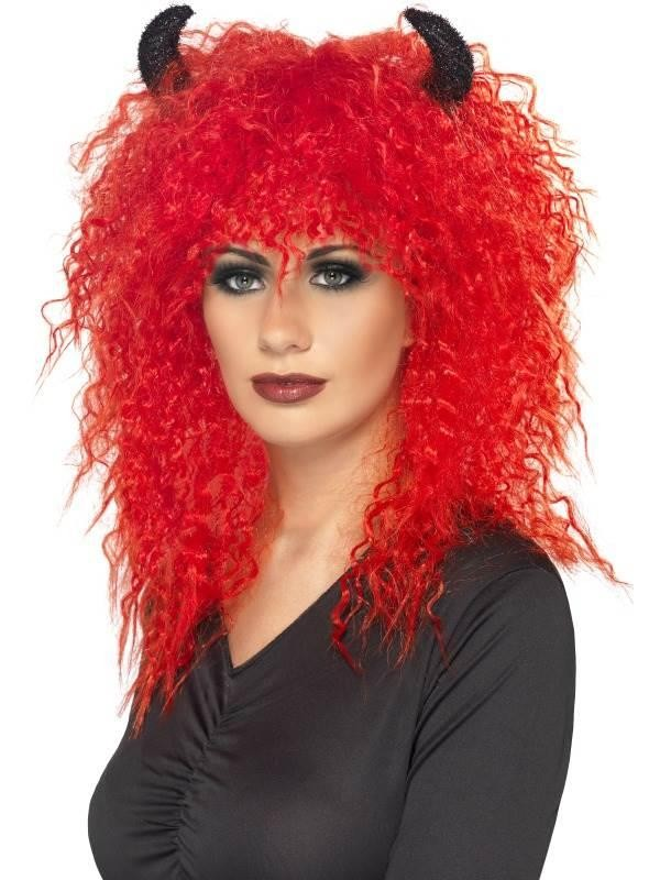 Inferno Wig