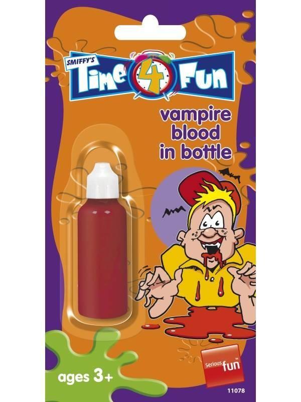 Vampire Blood, Time 4 Fun