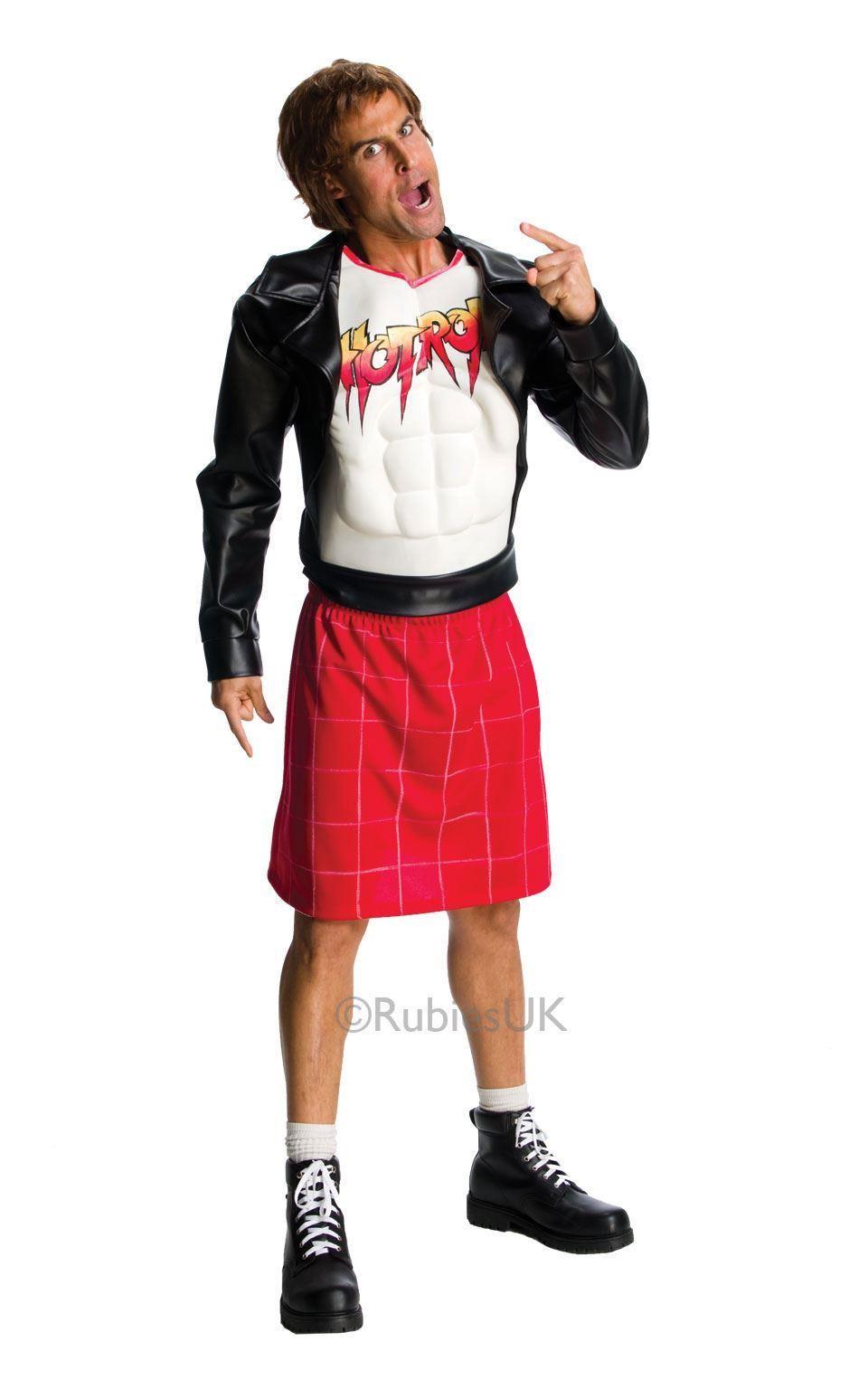 Mens Rowdy Roddy Piper Costume
