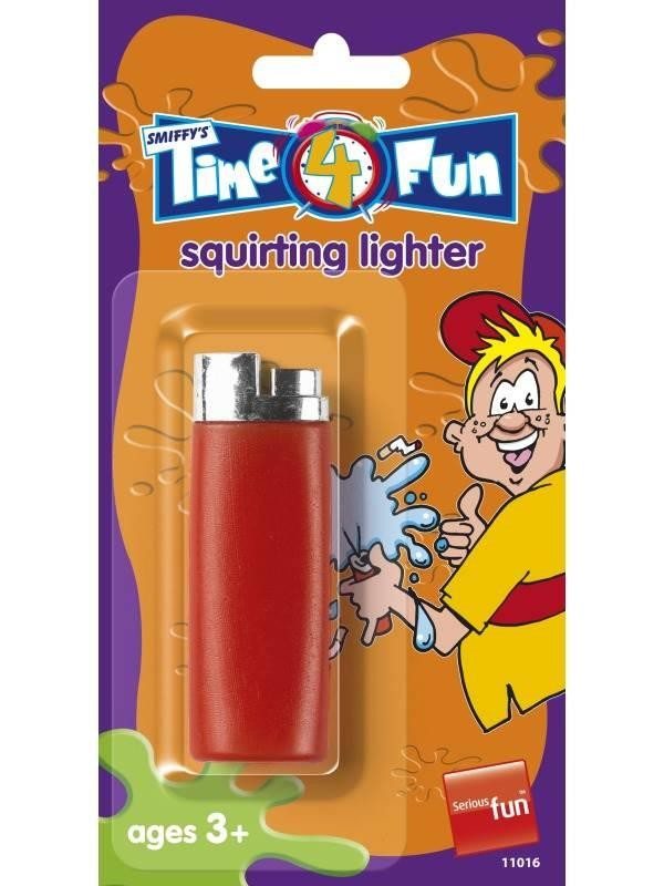 Squirting Lighter, Time 4 Fun