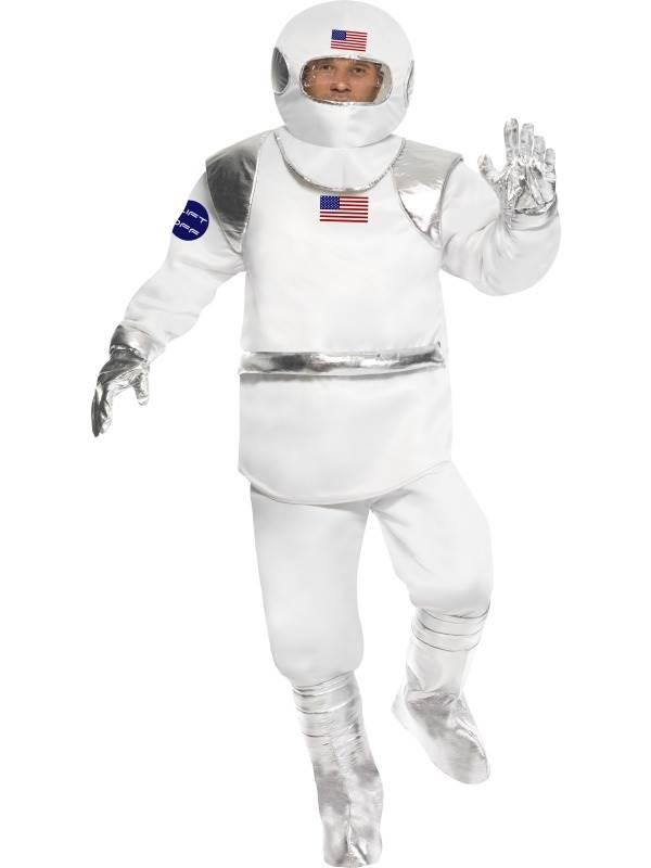 Mens Spaceman Costume