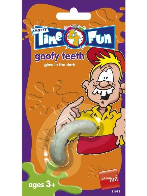 Goofy Style Teeth