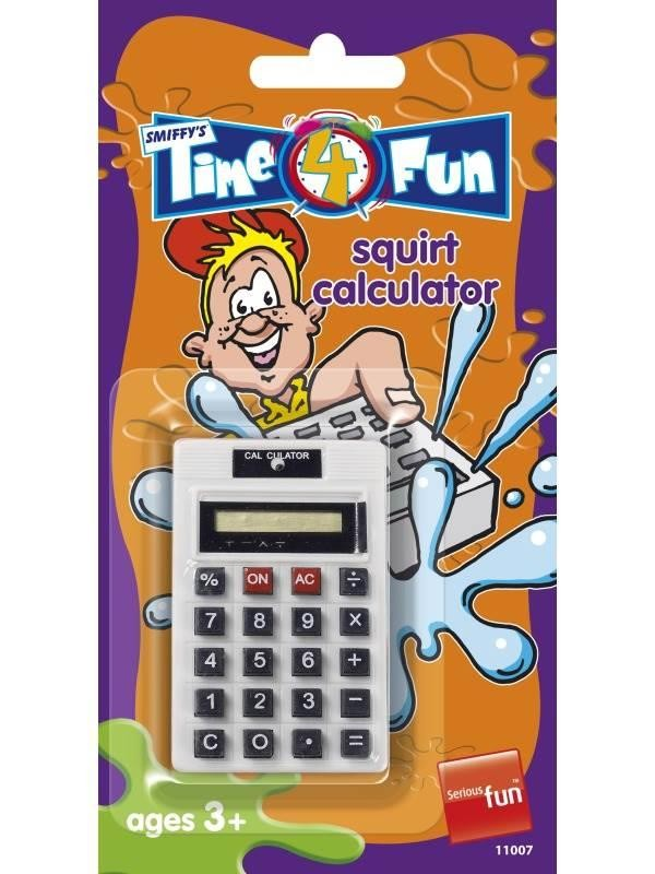 Squirting Calculator