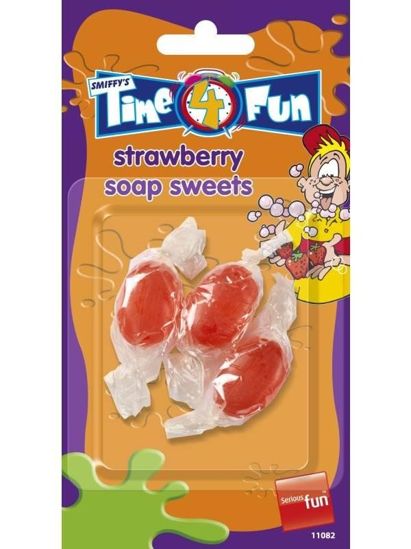 Strawberry Soap Sweets, Time 4 Fun
