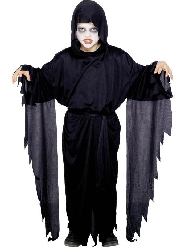 Screamer Ghost Robe Costume