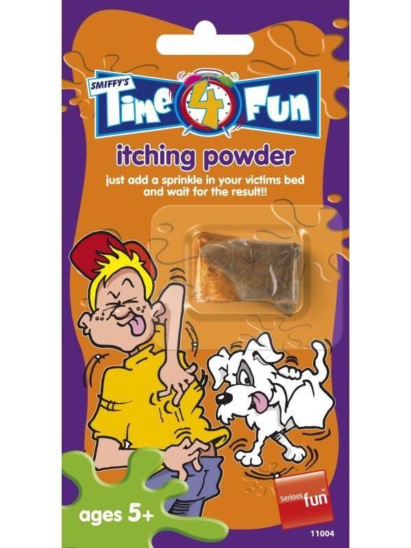 Itching Powder, Time 4 Fun