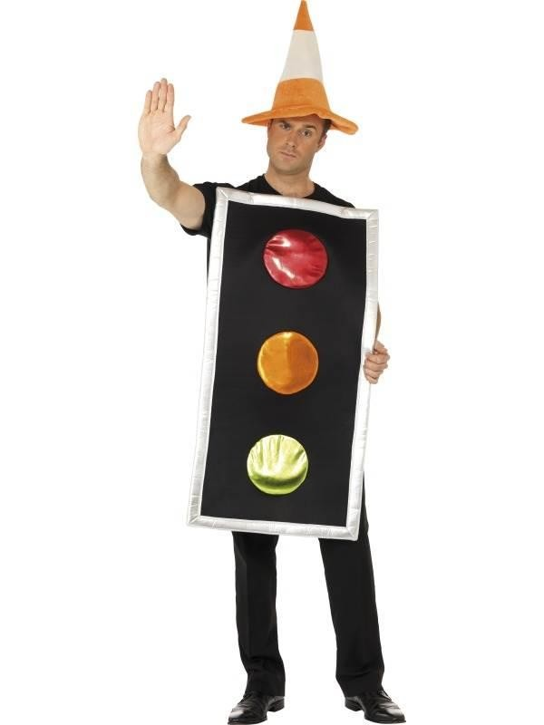Traffic Light Costume
