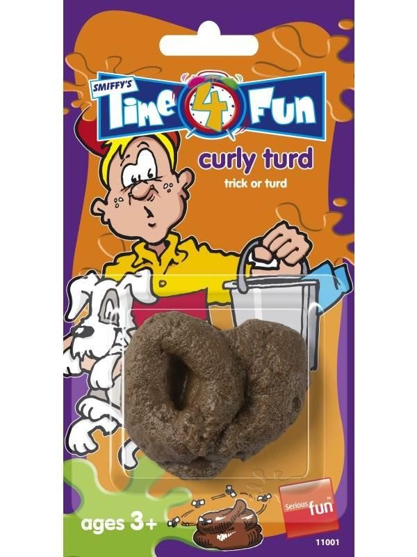 Curly Turd Joke