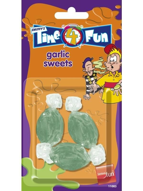Garlic Sweets, Time 4 Fun