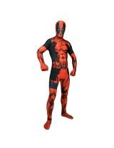 Deadpool Morphsuit Costume