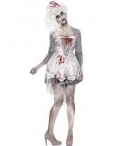 Ladies Zombie Georgian Costume