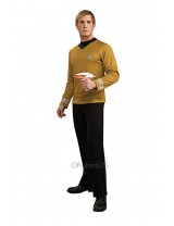 Mens Deluxe Captain Kirk Costume