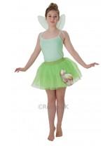 Tinker Bell Tutu & Wings Set Costume