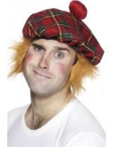 Tam-O-Shanter Tartan Hat