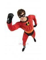 Mens Mr Incredible Costume